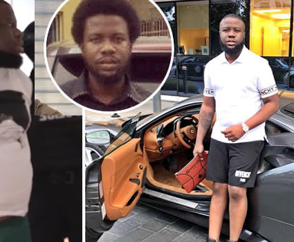 My story should give Nigerians hope, says Hushpuppi