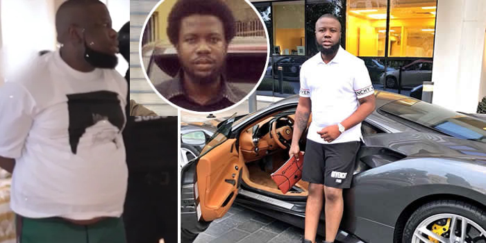 My story should give Nigerians hope – Hushpuppi