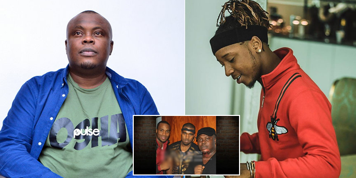 Yung6ix accuses D'banj's ex-manager, Bankuli, of charging artistes to meet Kanye West