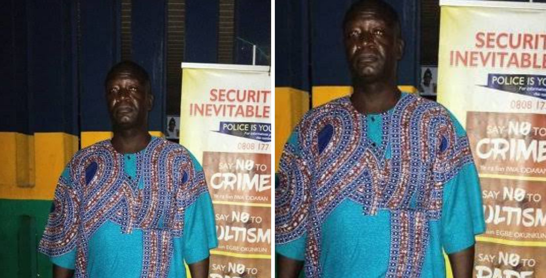 CAC pastor arrested for raping, impregnating daughter thrice in Ogun