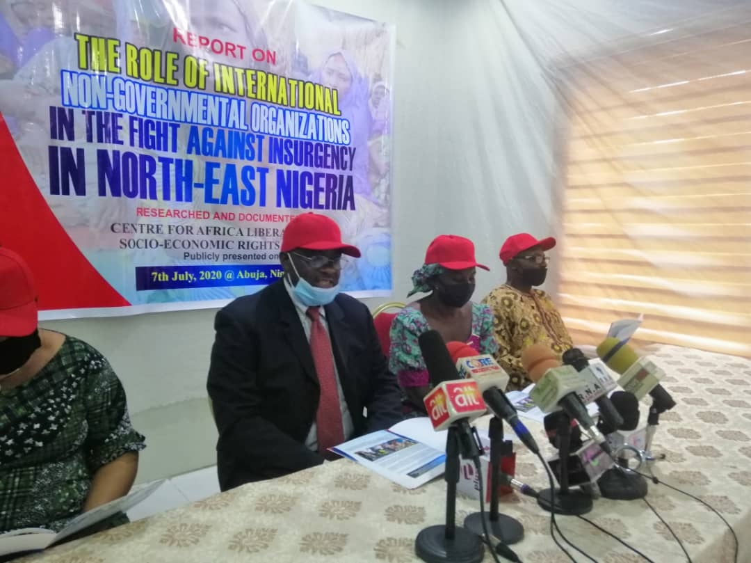 International NGOs complicit in Boko Haram activities in North-East Nigeria, report reveals