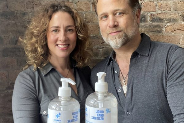 British Couple who started hand sanitiser business in 2020 set to make £30m