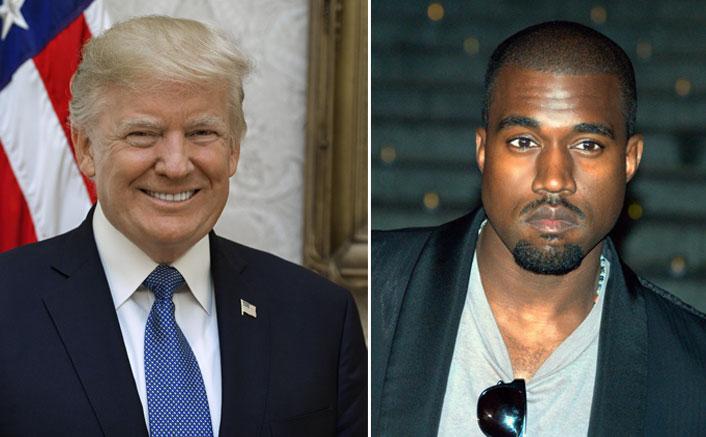 Trump reacts to Kanye West's presidential bid