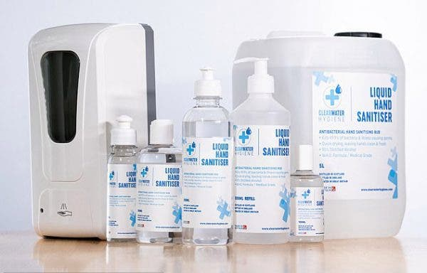 UK Couple who started hand sanitiser business in 2020 set to make £30m