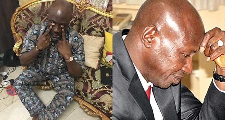 Video: Dino Melaye releases new song to mock suspended EFCC boss, Ibrahim Magu