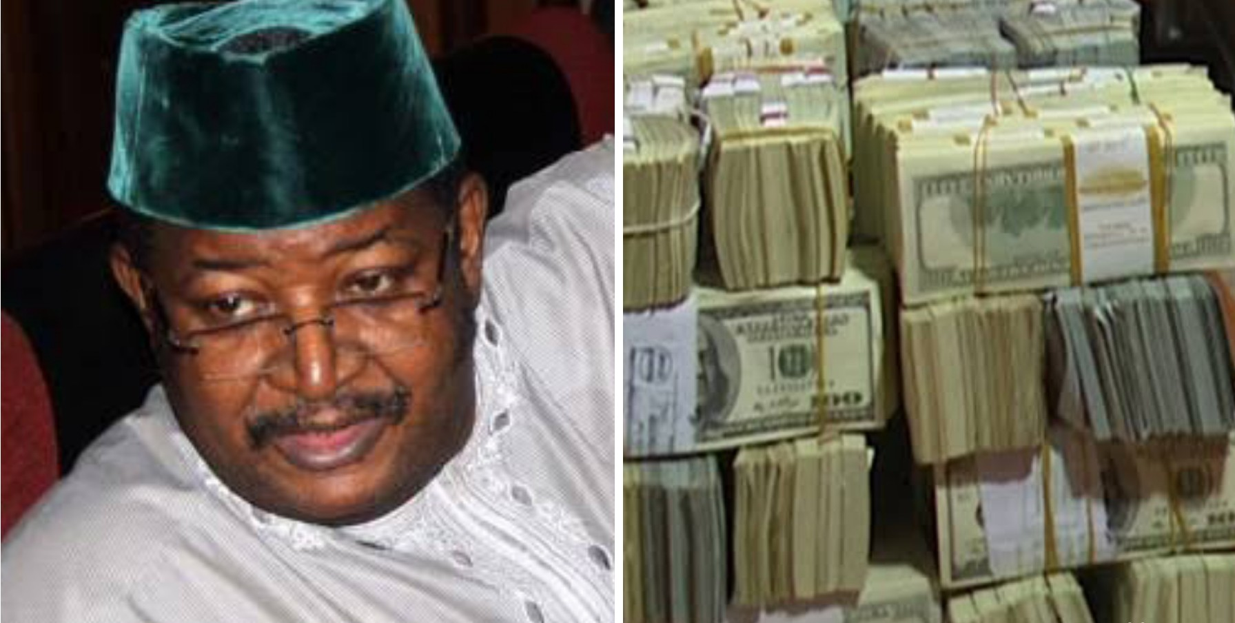 $9.7m, £74,000 found in my house are gifts, ex-NNPC GMD Yakubu, tells court