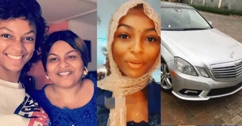 Adeherself's mother catches heat for pricing a car while her daughter is in EFCC Net