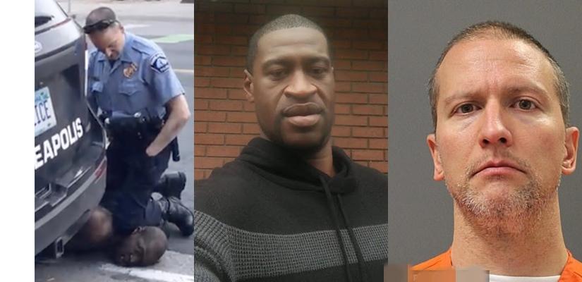 Bodycam reveals killer-cop Derek Chauvin  dismissed George Floyd telling them he couldn't breathe 20 times