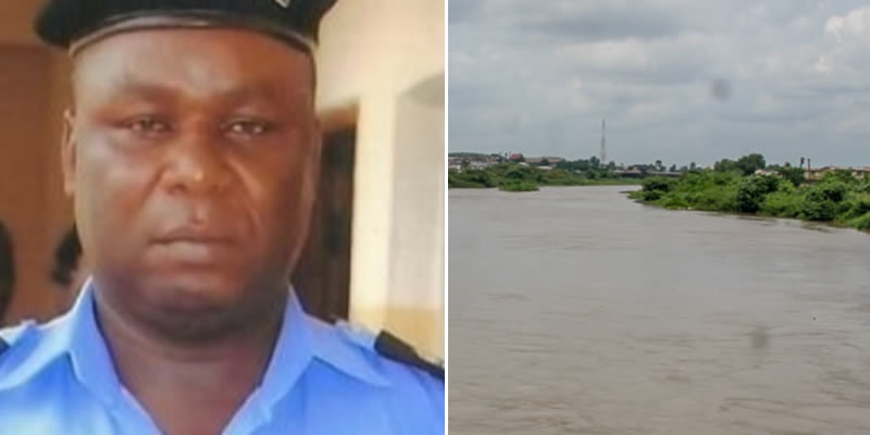 Lady calls out senior police officer allegedly responsible for her brother's disappearance in Anambra