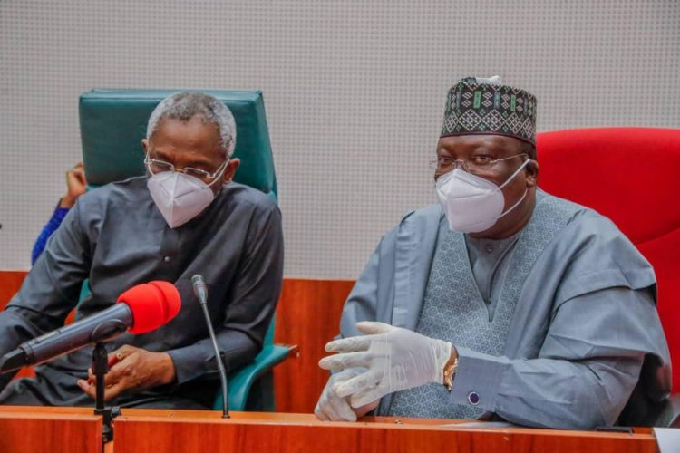 Lawan, Gbajabiamila should institute special honours for Service Chiefs to boost morale, Group tells NASS