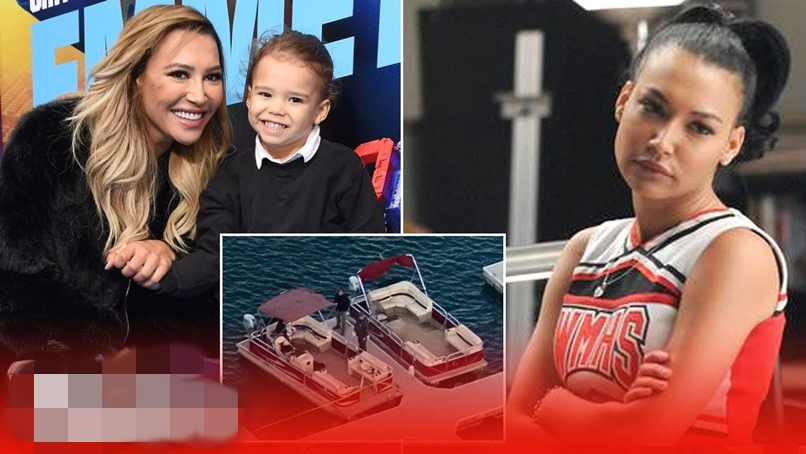 'Mum jumped into lake and didn't come back up' - Naya Rivera's four-year-old son tells police