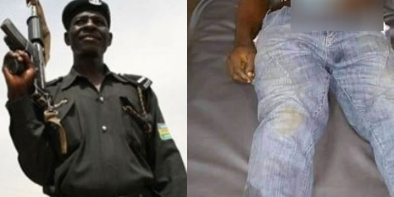 Police officer open fire at Abia revenue officials, kills one
