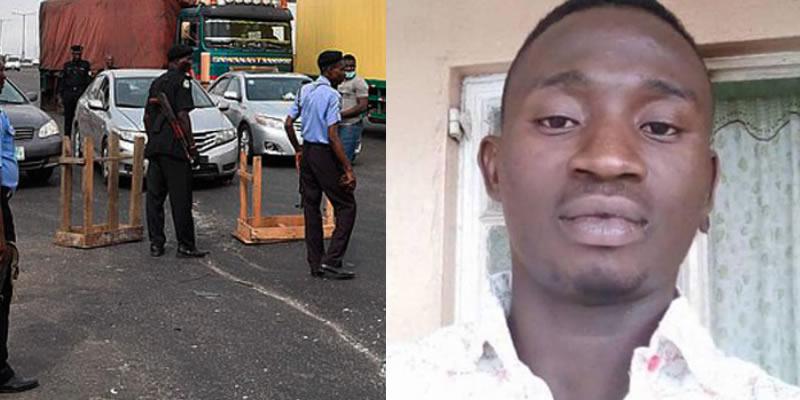 Drunk policeman kills Ibadan businessman heading to work