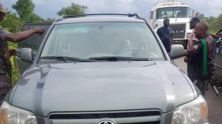 PHOTOS: Gunmen kill two naval officers in Kogi