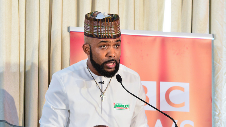 Banky W kicks against child marriage in Nigeria, demands marriage age be raised to 18