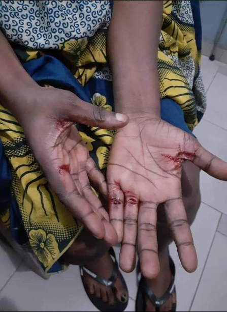 Mother of two narrates how her gateman strangled her with a rope and demanded N30m