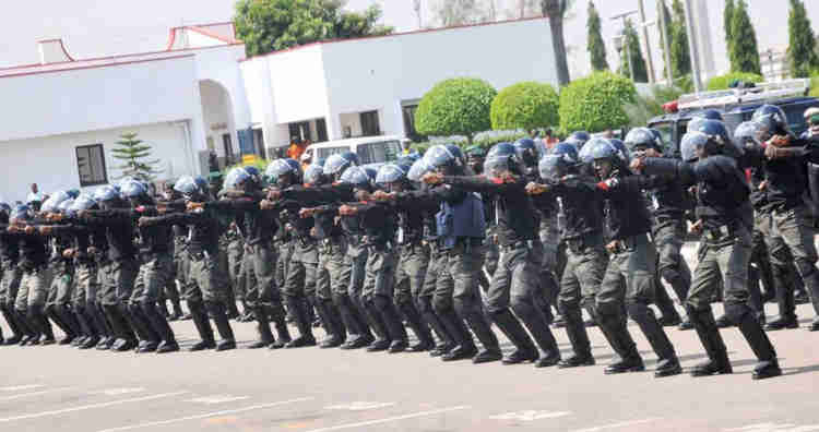 Nigeria police begins recruitment of new constables
