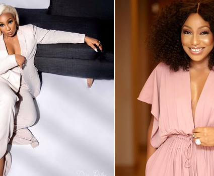 Actress Rita Dominic celebrates 45th birthday