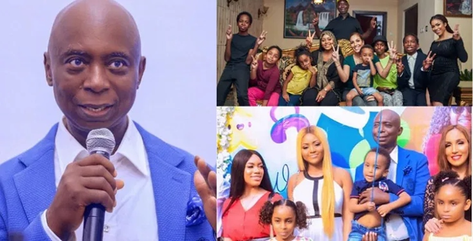I married Regina Daniels and my other wives as virgins, Ned Nwoko