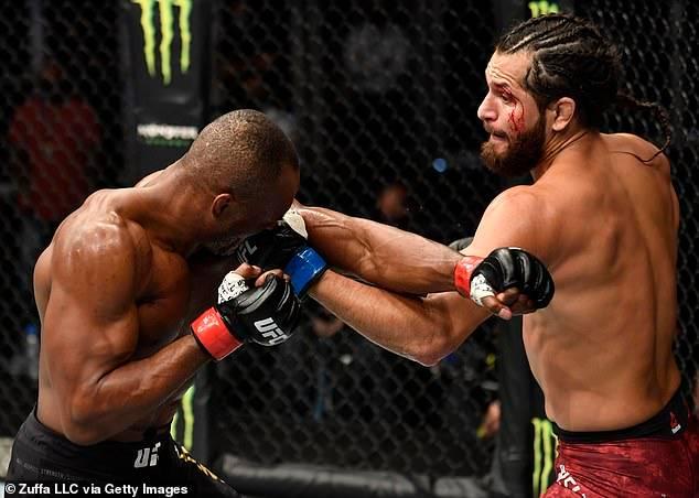 Nigerian UFC star, Kamaru Usman, retains UFC welterweight championship, remains undefeated