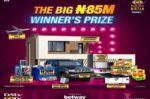 #BBNaijaLockdownFinale: Here is a breakdown of N85m Grand Prize