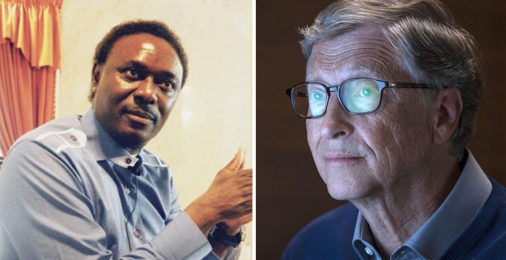COVID-19: Okotie attacks Bill Gates