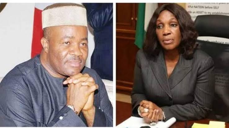Ex-NDDC MD reveals why she slapped Niger Delta minister, Godswill Akpabio