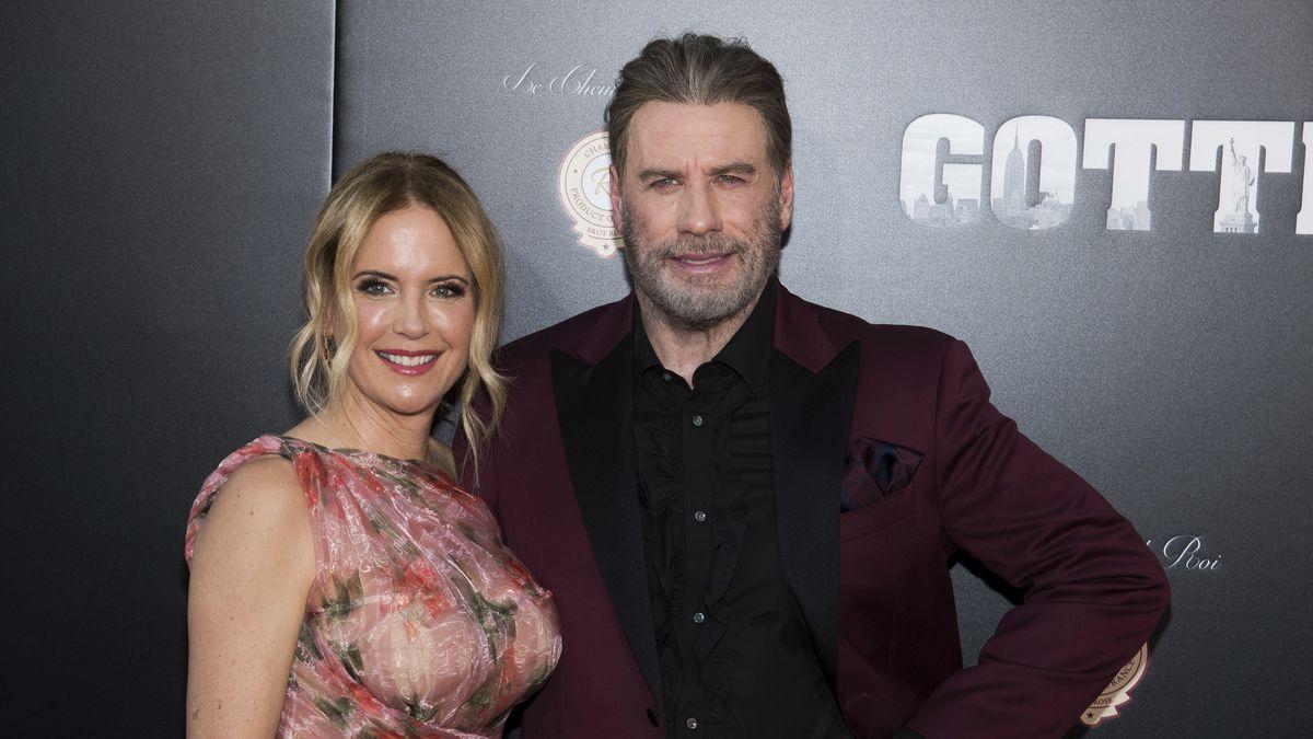 Kelly Preston: John Travolta's wife dies from breast cancer aged 57