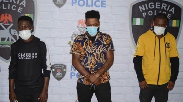 Three arrested for multimillion naira COVID-19 scam