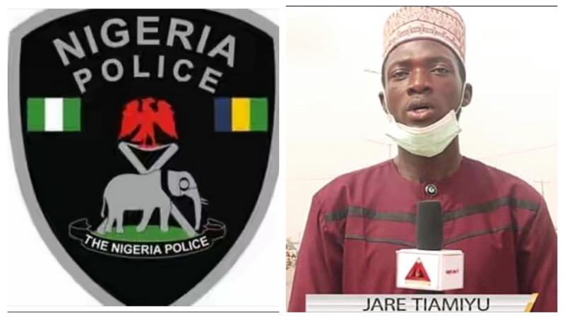 You may not see tomorrow, Osun journalist narrates police officer threatens to plant gun inside his car