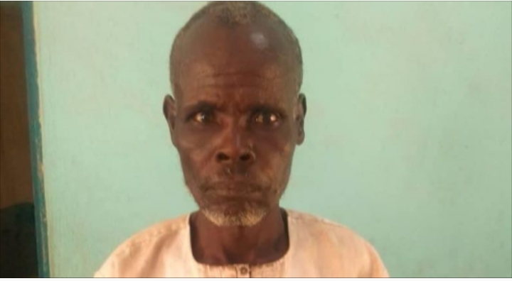Police arrest man, 60 for allegedly raping girl, 8 after luring her with N100