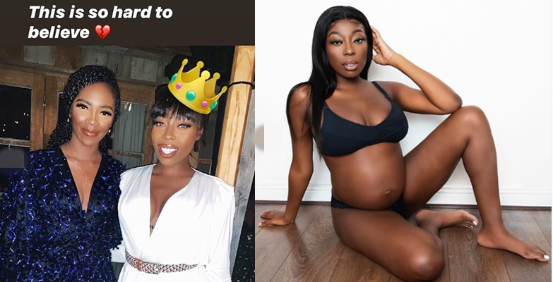 Tiwa Savage Weeps Over The Death Of Pregnant Youtube Dancer As She Shares Video Of Their Last Dance Together