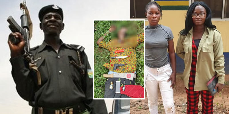 Kidnapper shot dead by police in Ogun, victims rescued