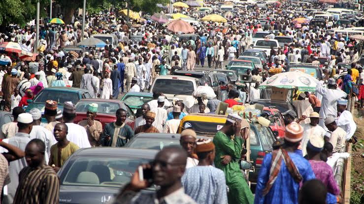 Population: Nigeria to overtake China and U.S. by 2100, Study reveals