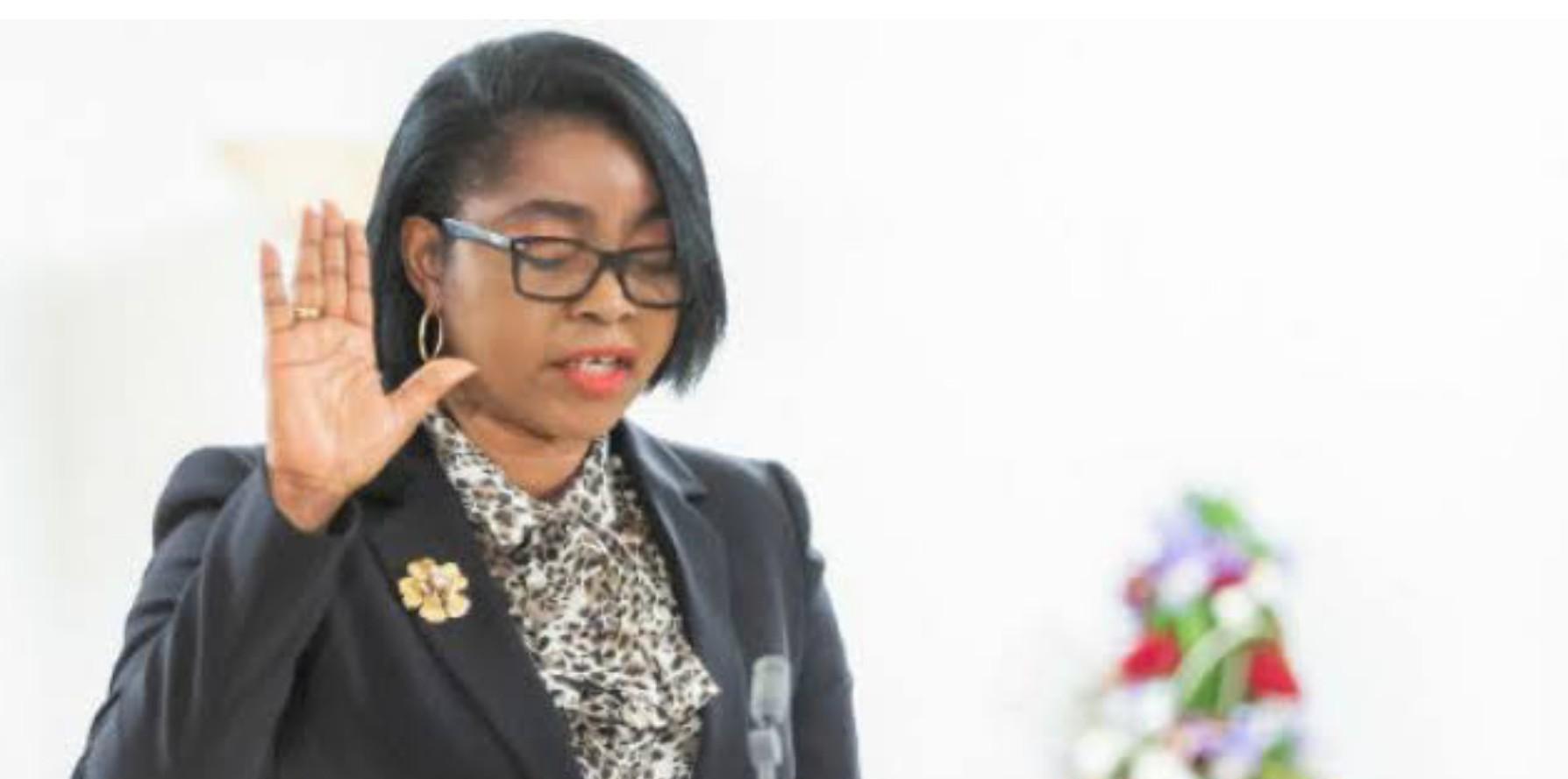 Gabon gets first female Prime Minister