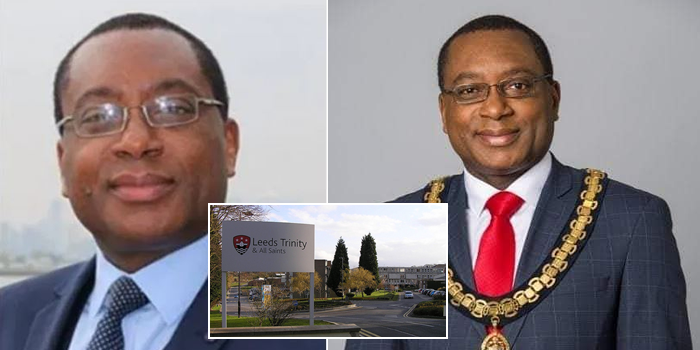 Nigerian professor gets Vice Chancellor appointment in UK university