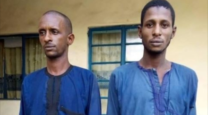 Police arrest two men, 29 for killing and dismembering an 18-year-old lady in Niger