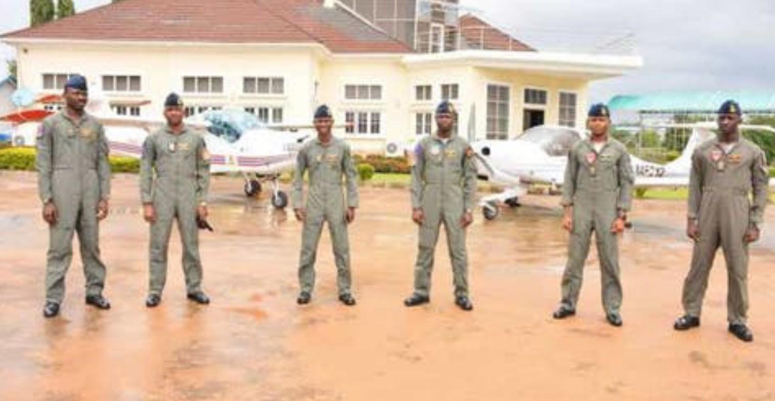 NAF Graduates Six Instructor Pilots At 401 Flying Training School Kaduna