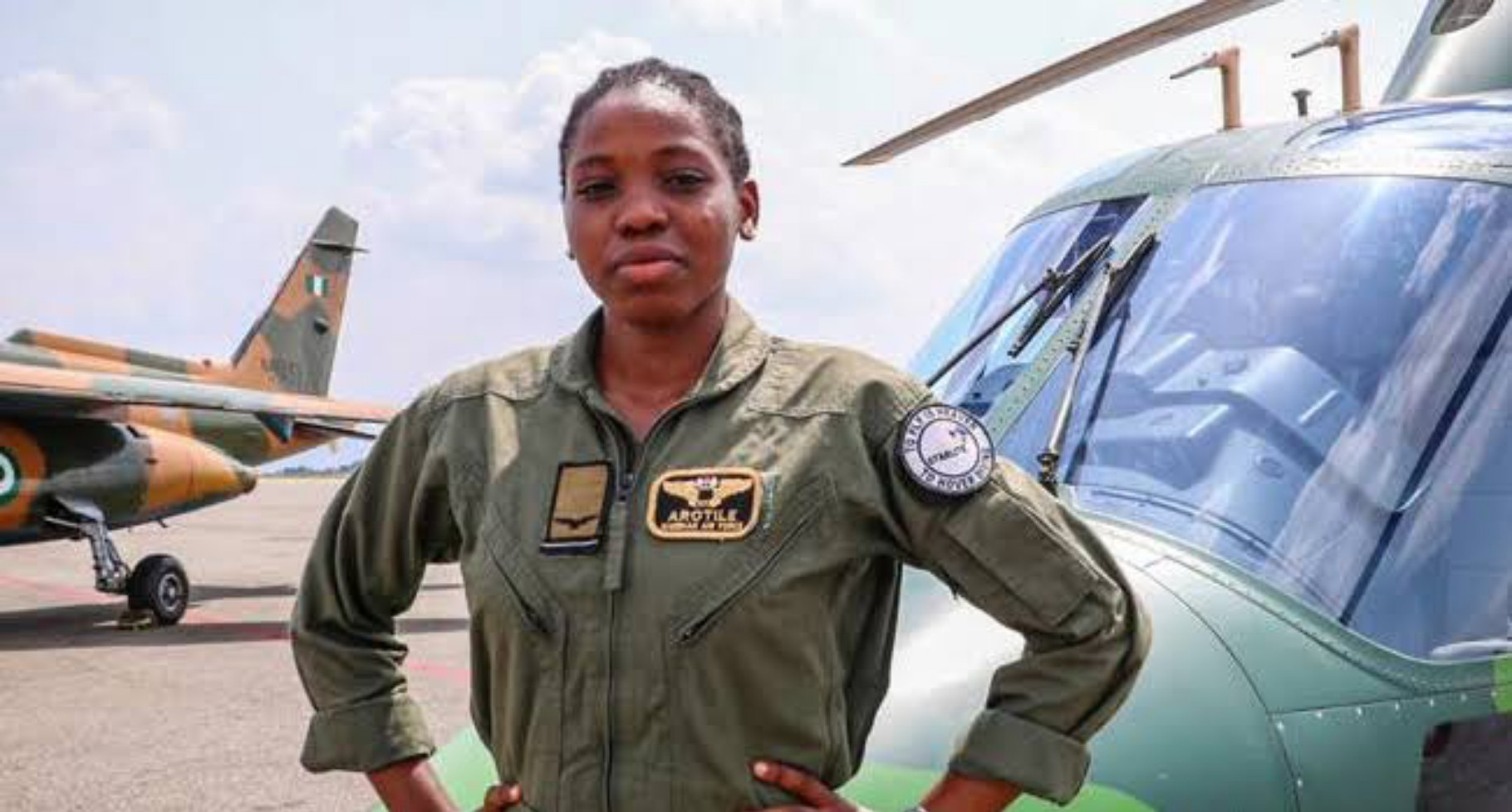 NAF opens investigation into Arotile's death, two suspects held