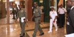 BREAKING: Buhari sacks service chiefs, appoints fresh hands