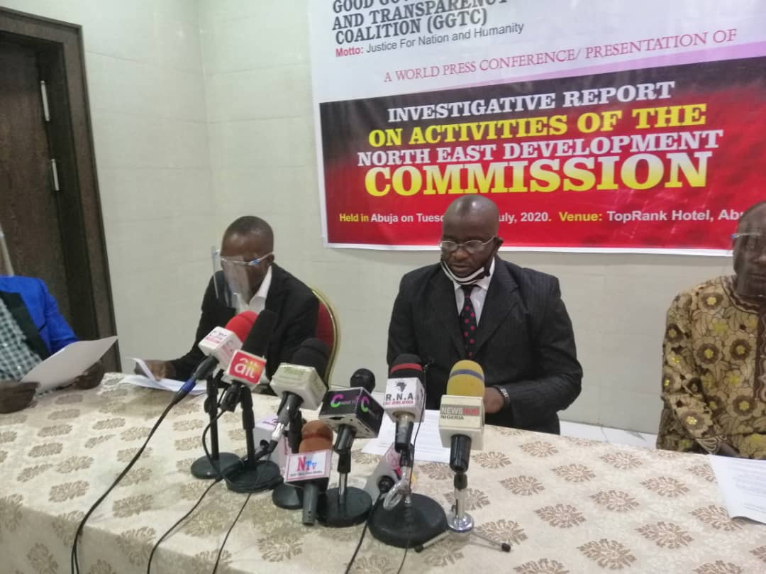 NEDC: CSOs clear Minister, MD of wrongdoing in supporting FG's efforts on insurgency