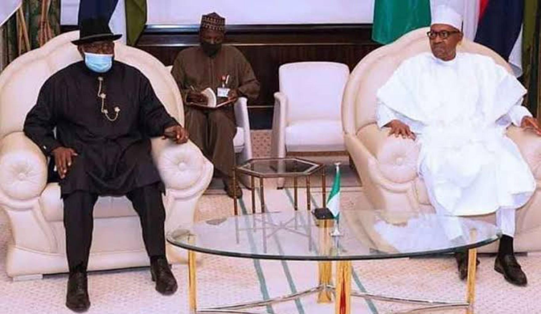My relationship with Buhari cordial, says Goodluck Jonathan