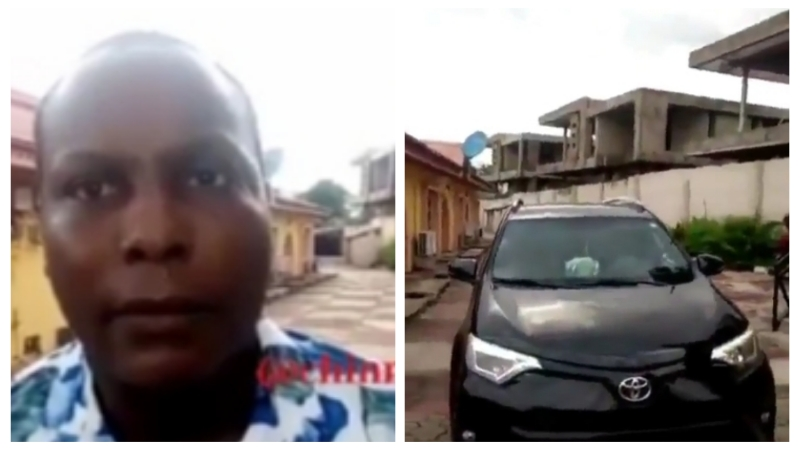 VIDEO: How a 25-year-old female suspect was sexually harrased by police officers in Ibadan
