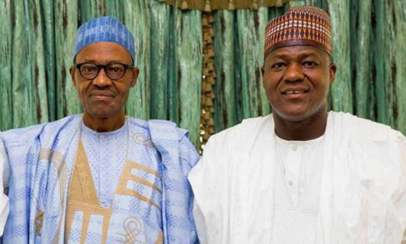 BREAKING: Dogara returns to APC, meets Buhari