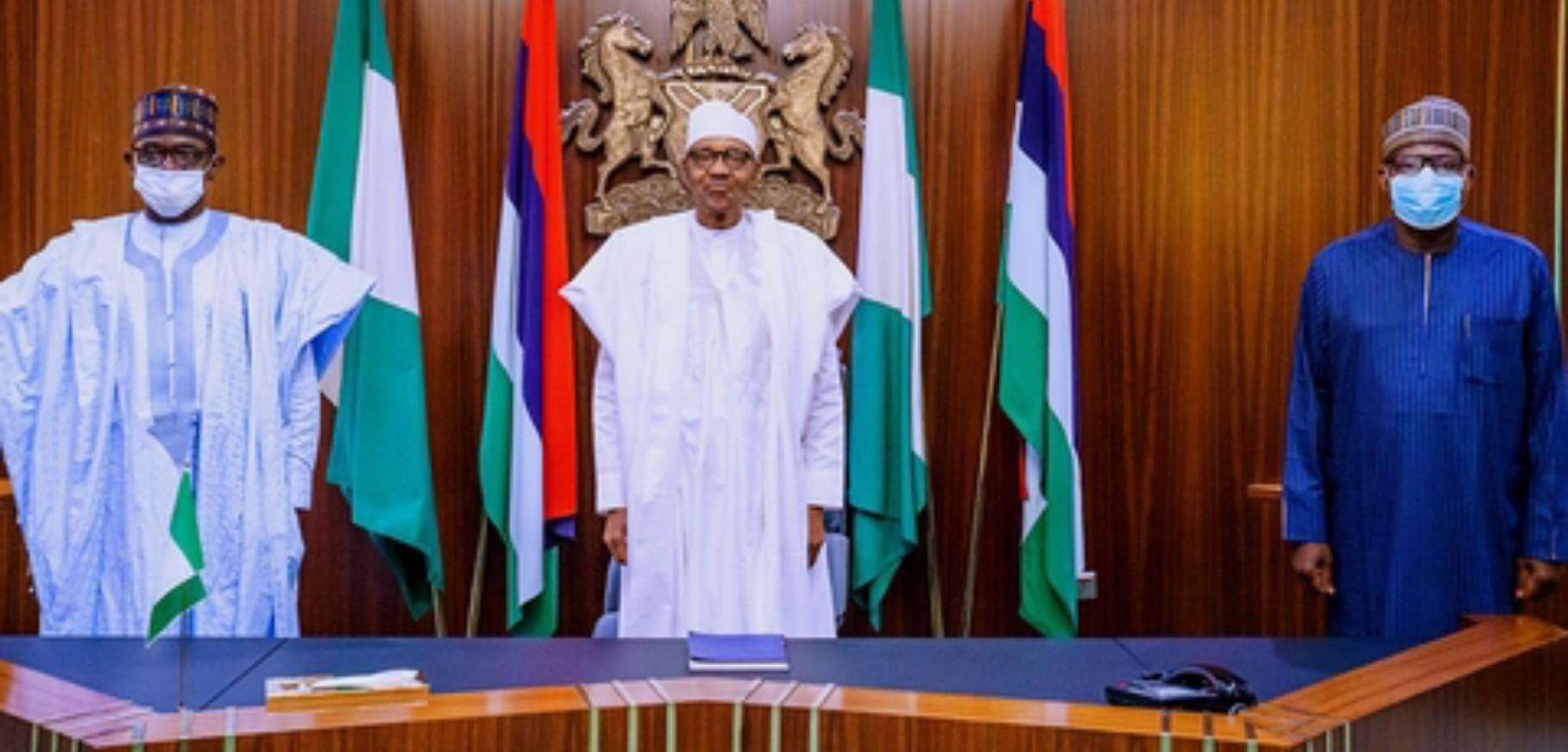 How Buhari reacted to Dogara's return to APC