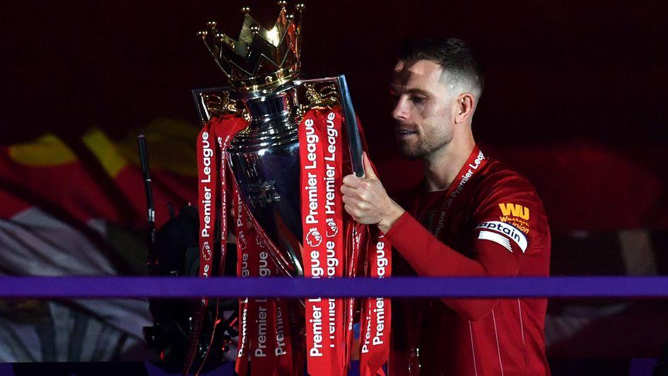 Liverpool captain, Jordan Henderson named footballer of the year
