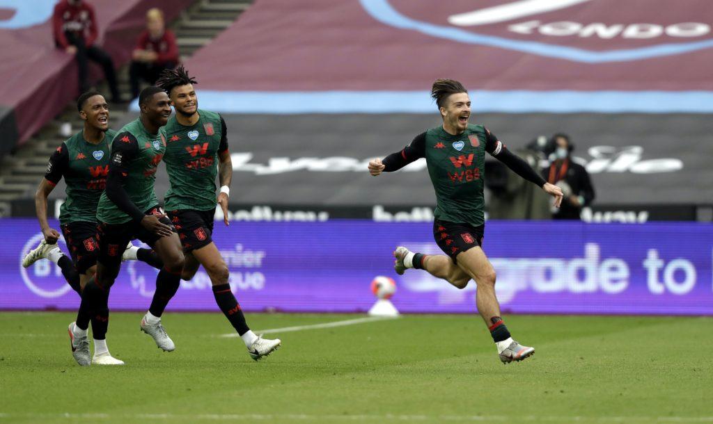 Aston Villa survives relegation after a draw with West Ham