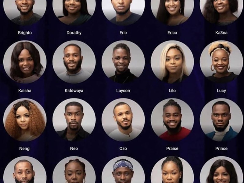BBNaija: All housemates to be put for eviction this week except for HOH and Deputy
