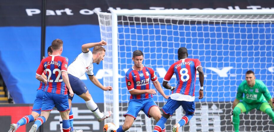 Tottenham qualifies for Europa League after drawing Crystal Palace