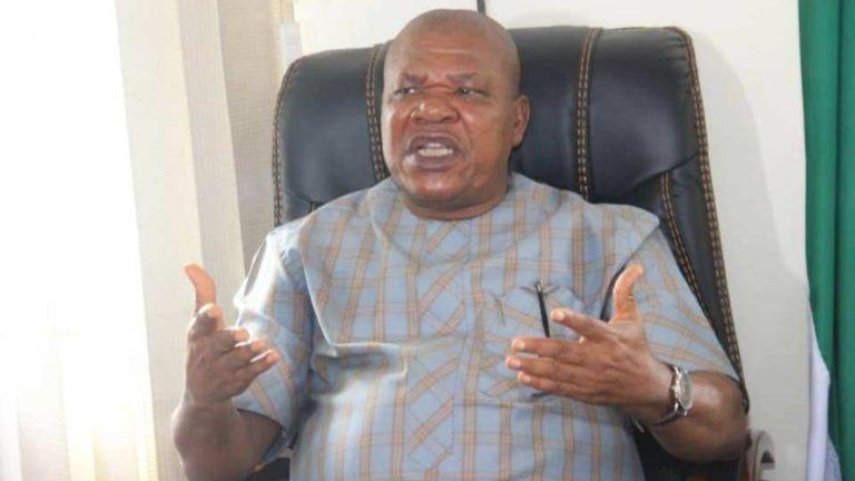 Abia PDP Chairman is Dead
